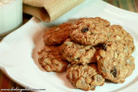 Date Raisins Cookies