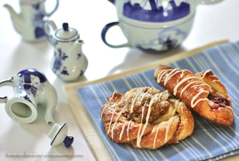 Danish Pastries - Dutch decor