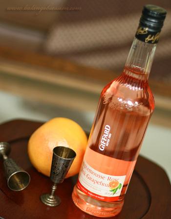 Pink Grapefruit Liquor