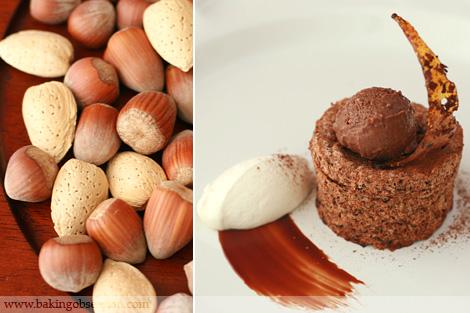 Italian Chocolate Nut Torte (Torta Cioccolata)
