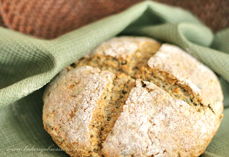 Multi-seed Irish Soda Bread
