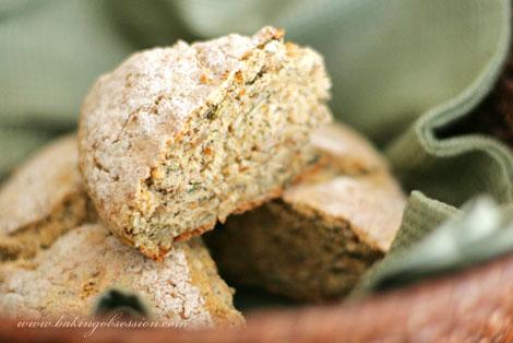 Multi-Seed Irish Soda Bread Slice