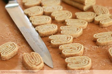 Palmiers How to