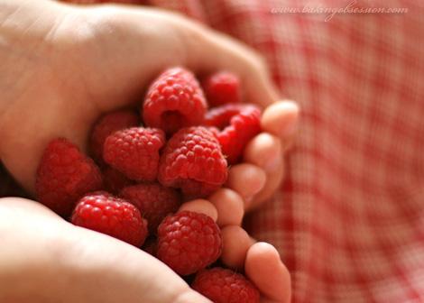 Raspberries and Tim