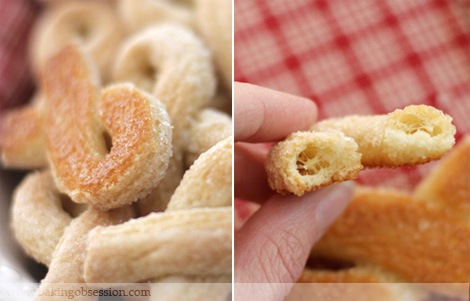 Twisted Cookies Collage