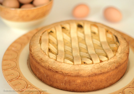 Wheat Berry Pie
